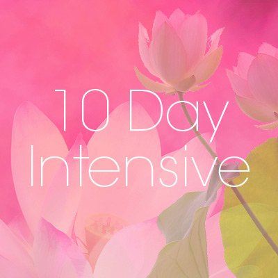 10 Day Breath-Awareness Intensive
