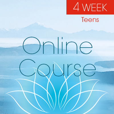 4 Week Online Course for Teens