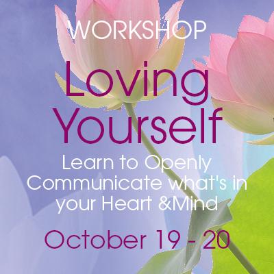 WORKSHOP: Loving Yourself