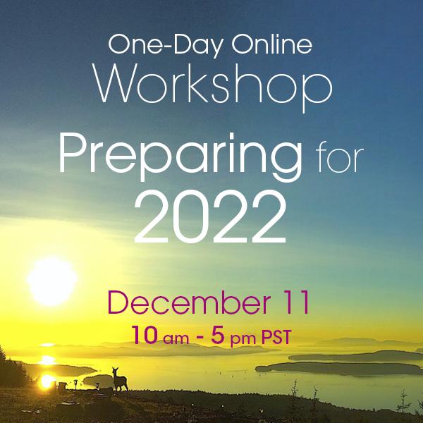 December -workshop Preparing for-2022