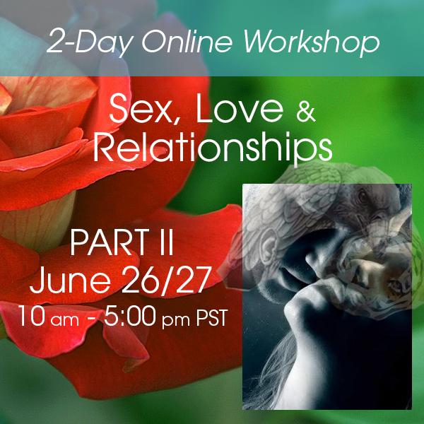 Relationship workshop-Part 2