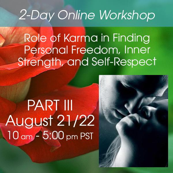 Relationship workshop Part-3